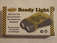 Mayday Ready Light Emergency Survival Bug Out Bag Prepper Doomsday Zombie