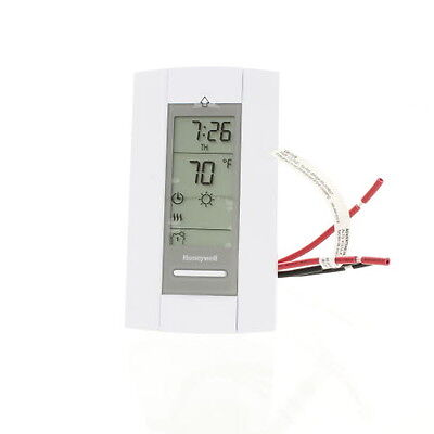 Electric Baseboard Heat Programmable Thermostat Line V