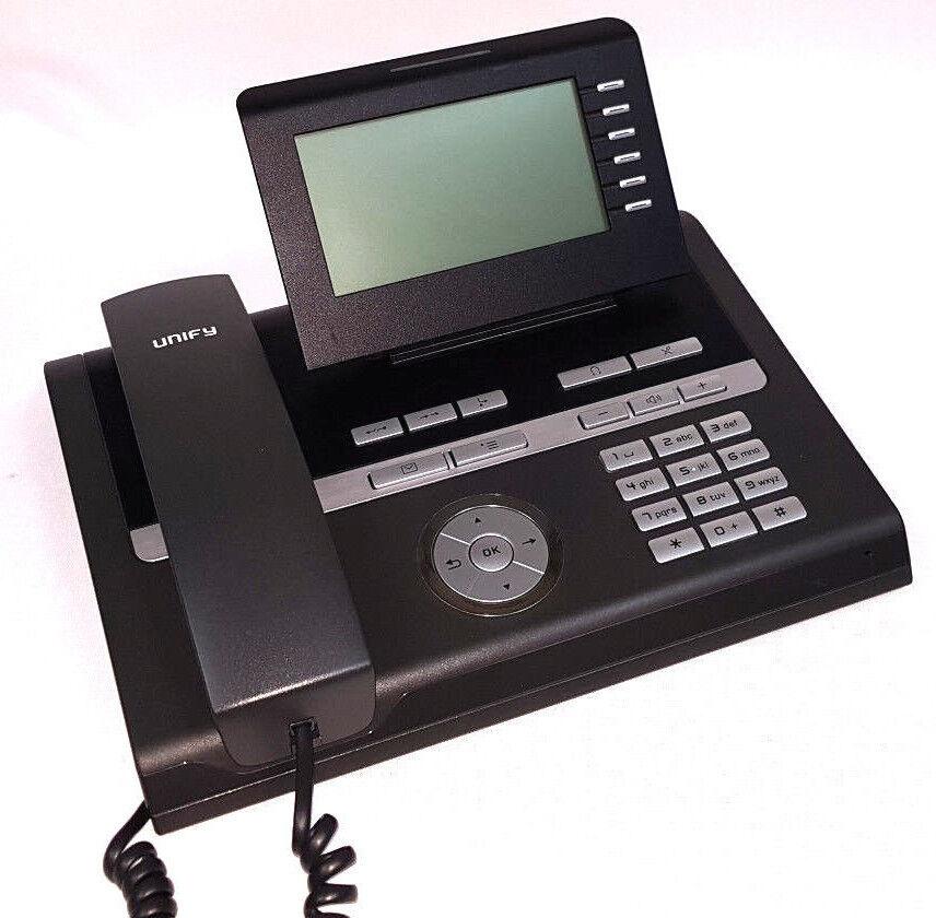 Siemens UNIFY OpenStage 40 SIP V3 LAVA VoIP Telefon L30250-F600-C164 #4