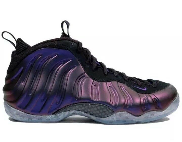 Nike Air Foamposite One Eggplant Purple 2018 Release Size 12 314996 051 penny