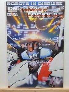 Transformers Robots in Disguise #3 CVR A Variant IDW Comics CB6684