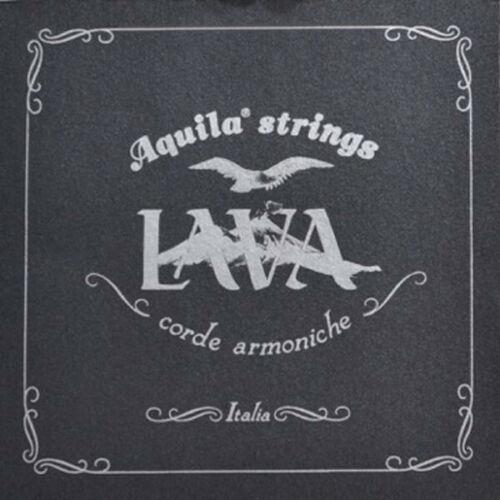 high-G C-Stimmung Aquila 117U Lava Series GCEA Saiten für Baritonukulele