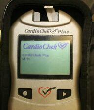 Cardiochek Plus 2700 V111 Lipid Amp Glucose Testing Analyzer Used