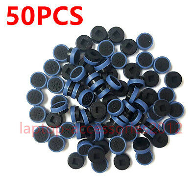 50x Blue Mouse Pointing Stick Trackpoint+Tool for Dell HP Toshiba Laptop ZVMB086