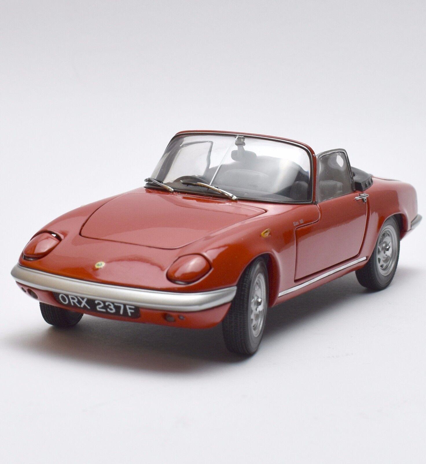 hasta un 50% de descuento Sun Sun Sun Estrella 4051 Lotus Elan s3 auto deportivo año 1966 en rojo lacado, embalaje original, 1 18, k015  te hará satisfecho