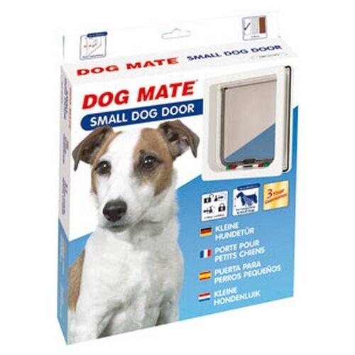 CAT FLAP HOLDER FOR DOG PETIT  BIG Cat WHITE ref 500751