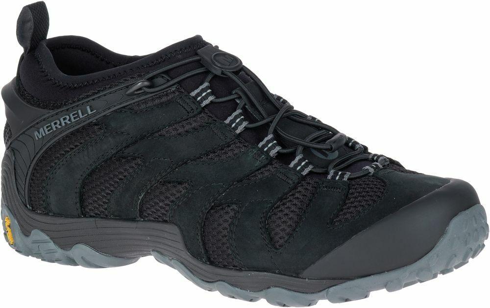 Merrell Chameleon 7 elástico j12063 botín de senderisml trekking zapatos zapatillas caballero