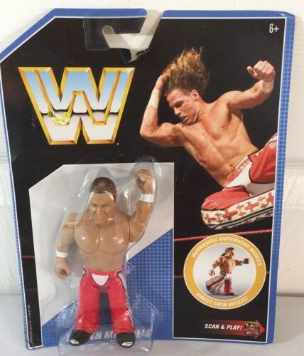 Shawn Michaels Rétro WWE série 7 Mattel Jouet Wrestling ACTION FIGURE NEW