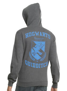 Harry Potter Ravenclaw Quidditch Pullover Hoodie