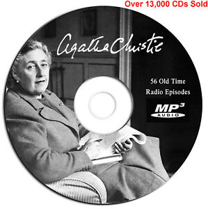 56-Agatha-Christie-OTR-Old-Time-Radio-Show-Episodes-Audio-Book-MP3-CD-30-hours