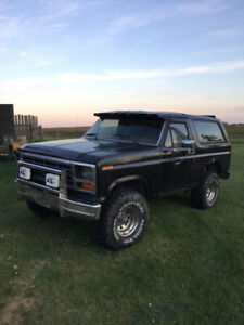 1986 Ford Bronco Other