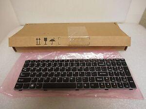 New Genuine Lenovo English Keyboard 25-011741 IdeaPad Y570 Series OEM