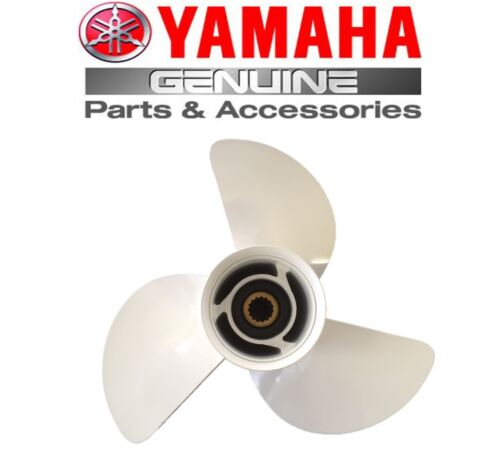Yamaha Genuine Outboard Propeller 60-115HP (Type K) 12 5/8 x 21