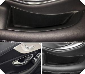 2016-2017-For-Mercedes-Benz-C-class-2-door-Door-Handle-Storage-Box-Bin-Holder