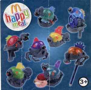 McDonald's MC DONALD'S HAPPY MEAL - 2010 Megamind Pezzi singoli VgUqJDk4-09094507-154356262