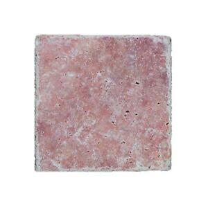 Naturstein-Wand-Boden-Fliese-beige-Rosso-Antique-Travertine-Marmor-F-45-46130