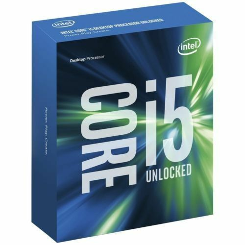 1 of 1 - Intel Core i5-6600K 6600K - 3.5GHz Quad-Core (BX80662I56600K) Processor