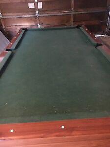 Mizerak 8 Foot Pool Table Ebay