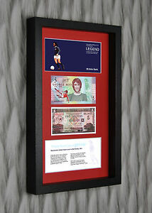 3D-BOX-FRAME-GEORGE-BEST-LIMITED-EDITION-LEGAL-TENDER-5-POUND-NOTE-PRESENTATION
