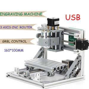 Image Is Loading Mini 1610 3 Axis Cnc Pcb Milling Machine