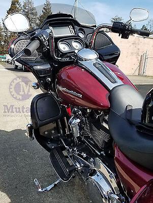 Mutazu Lower Vented Fairing Kit for 2014 15 16 17 Harley Touring Models FLT FLH