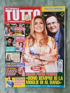 AL467 TUTTO ITALIAN MAGAZINE 2016 42 ALBANO POWER PRATI BRUCE WILLIS BRAD PITT