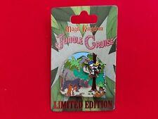 Disney Magic Kingdom Jungle Cruise 45th Anni Mickey /& Donald /& Goofy Pin LE 2000