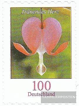 Aggressive Brd 3034 kompl.ausg. Selbstklebende Ausgabe Postfrisch 2013 Freimarken Blumen Outstanding Features