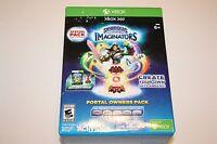 Xbox 360 - Skylanders Imaginators Portal Owners Pack With Game & Crystal -