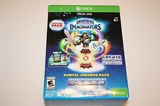 Xbox 360 - Skylanders Imaginators Portal Owners Pack with Game & Crystal - NEW