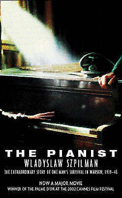 1 of 1 - The Pianist: The Extraordinary Story of One Man's Survival in Warsaw, 1939-45, B