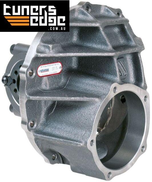 "Strange 9"" S-Series Nodular Iron Case With Extra Thick Nodular Iron Cap STN2206"