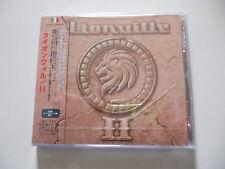 "Lionville ""II"" Rare AOR cd Japan  New & sealed"