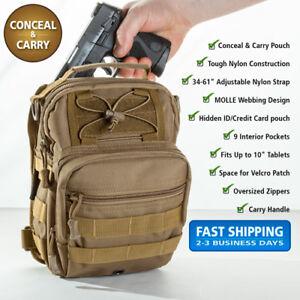 Mini-Tactical-Backpack-MOLLE-EDC-Shoulder-Pack-Travel-Survival-Bag