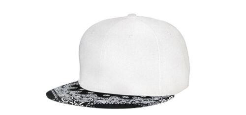 3 couleurs Unisexe garçons//filles//adultes hip-hop casquette de baseball avec dessin cachemire