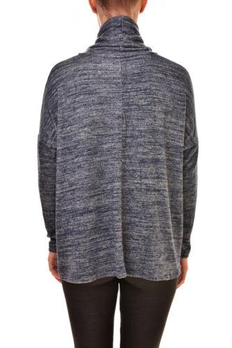 Pullover Turtleneck Star L Women's Sundry Blue 176 Sweater Bcf810 Rrp Tender qtTyI