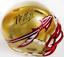 miniature 1 - Nick O'Leary Autographed Florida State Seminoles Mini Helmet (JSA)