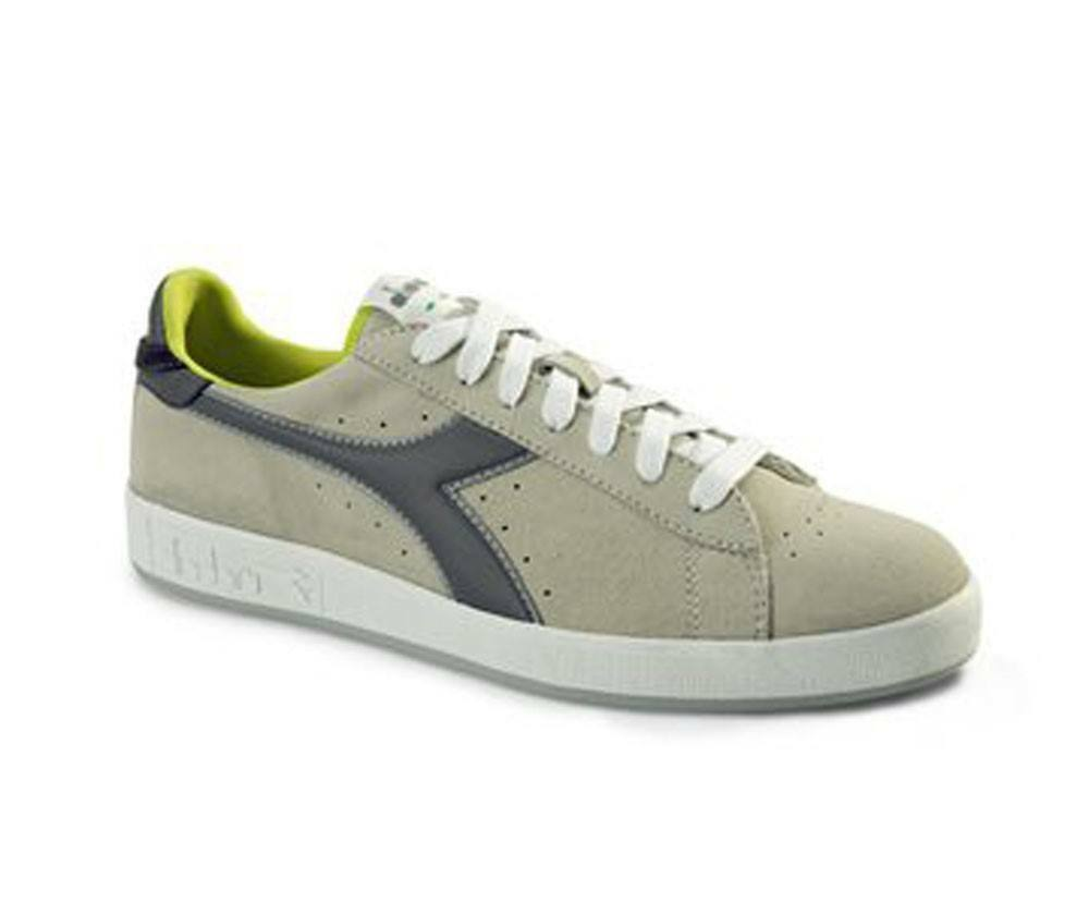 Diadora Game Shoes - Mens 10 - Tan - / White / Gray - Tan NEW 3c52af