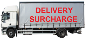 DELIVERY SURCHARGE FOR BULKY ITEMS