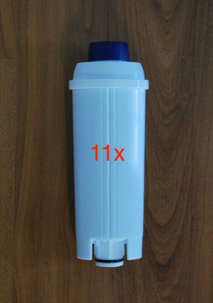 11 PCS ec-860 Delonghi Filtre Cartouche Filtre à Eau Filtre DLS c002 SER 3017