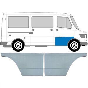 MERCEDES-T1-207-410-1977-1996-FRONT-DOOR-SKIN-REPAIR-PANEL-HIGH-PAIR