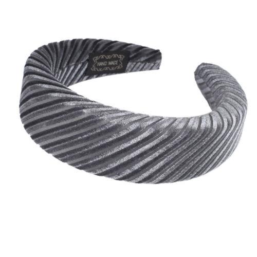 Fashion Women/'s Padded Velvet Headband Hairband Hair Band Hoop Accessories