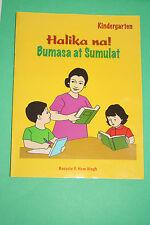 Halika na! Bumasas at Sumulat..Philippines learning to read book
