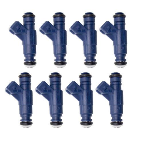 8× Upgrade OEM Flow Matched Fuel Injector For Mercedes ML320 SLK320 ML55 C43 E55