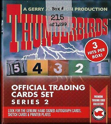 Thunderbirds Series 2 Joy Cuff As Puppet Maker Autograph Card JC1