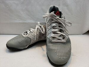 Details about REEBOK CROSSFIT CF74 CF 74 WOMENS ATHLETIC SHOES SIZE 9 #023501 SILVER GRAY