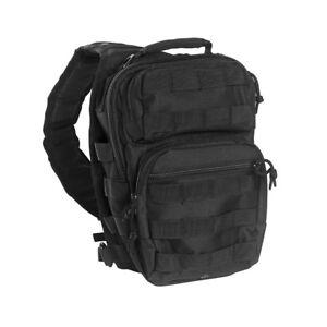 91a5a45b1f121 Das Bild wird geladen Mil-Tec-Rucksack-One-Strap-Assault-Pack-small-