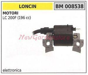 Bobina accensione avviamento motocoltivatore originale LONCIN 270920170-0001