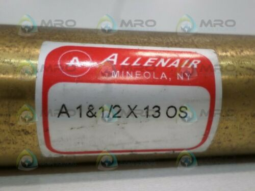 Details about  /ALLENAIR A1/&1//2X13OS CYLINDER USED *