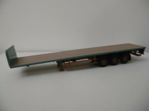 Oxford Modern Truck FLATBED TRAILER Model POLLOCK  SALE